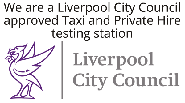 Liverpool City Council Logo - MOT Kirkby